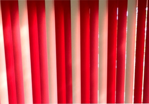 Coloured vertical blinds Torquay. Bespoke coloured vertical blinds fitted by Bargain Blinds Devon. Bargain blinds supplies and fits super high quality coloured vertical blinds at competitive prices in Torquay, Paignton, Brixham, Teignmouth and all areas around Torbay in Devon.